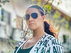 "Neha Dhupia, Trolled For Rebuking <I>Roadies Contestant</I> Who Slapped Girlfriend, Stands By What She Said: ""Abuse Not Acceptable"""