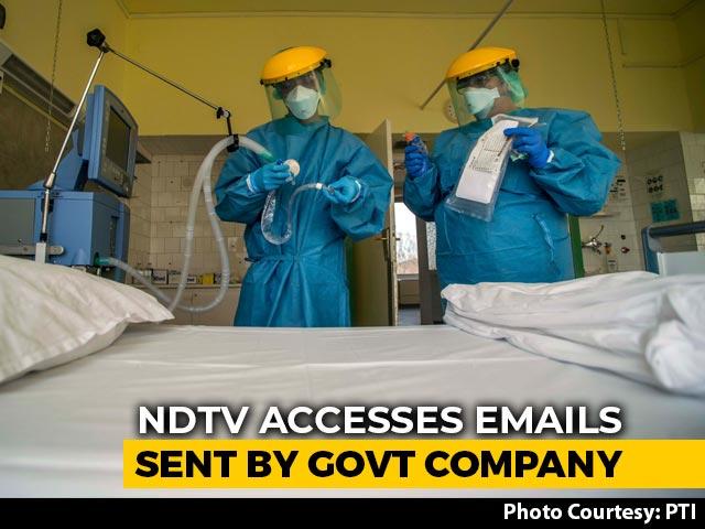 Video : COVID-19 Protective Gear Hits Lockdown Hurdle: NDTV Exclusive