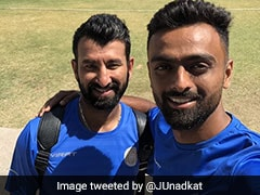 Ranji Trophy Final: Cheteshwar Pujara Confident Of Jaydev Unadkat's India Comeback After Historic Ranji Season