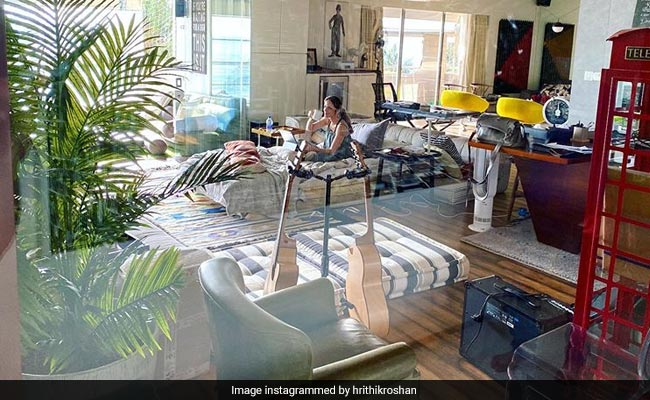 Why Hrithik Roshan And Ex-Wife Sussanne Khan Are Sharing A Home During Lockdown
