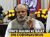 "Video : Defying Lockdown Is ""Playing With Your Life"", Says PM On ""Mann Ki Baat"""