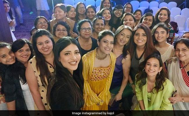 "Inside Devi Screening With Kajol, Shruti Haasan And Their ""Women's Club"" thumbnail"