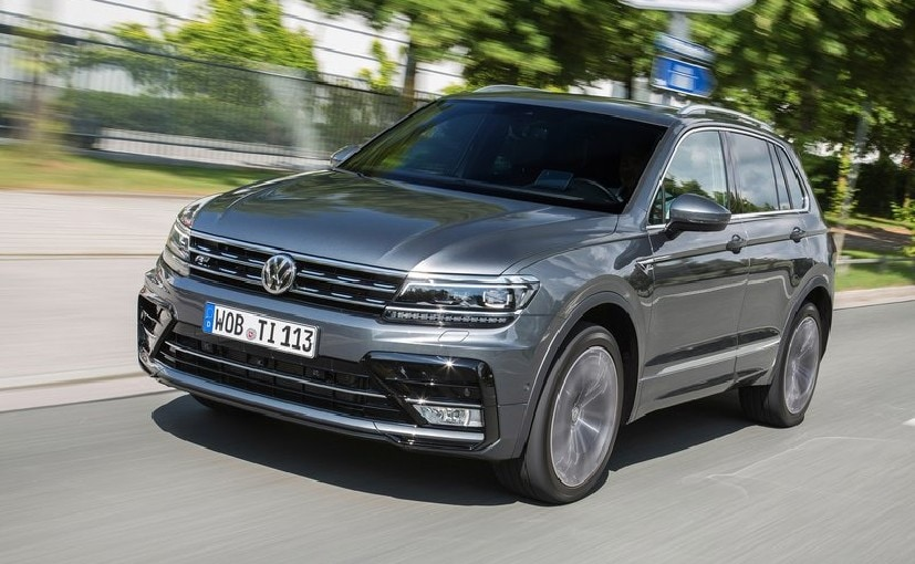 The Volkswagen Tiguan Diesel was launched in India in May 2017