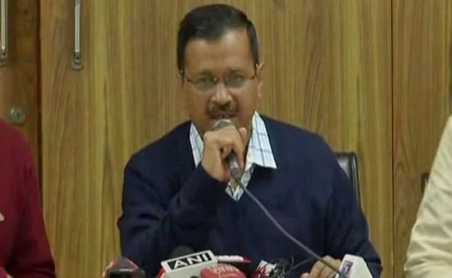 BJP Angry With Me For Disallowing Stadiums As Jails: Arvind Kejriwal