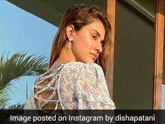 In A Short Floral Dress, Disha Patani Sets The Mood For Summer 2020
