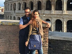 Kareena Kapoor And Saif Ali Khan Pray For Italy Amid Coronavirus Outbreak. See Throwback Pic