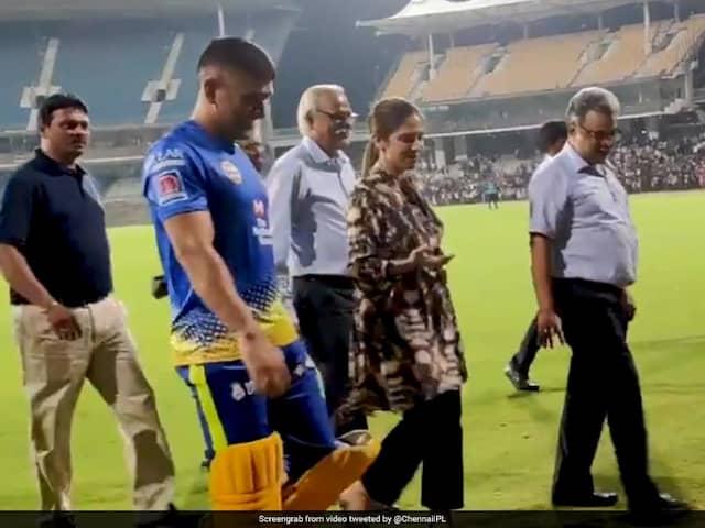 "Coronavirus Outbreak: MS Dhoni ""Bids A Short Adieu"" To CSK After Postponement Of IPL 2020: Sports News in Bengali"