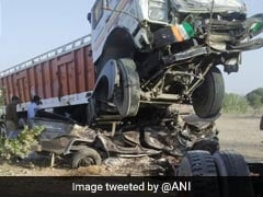 PM Modi Condoles Death Of 11 In Rajasthan Road Accident