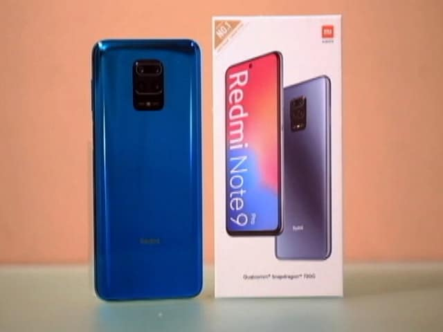 Video : Review of the Xiaomi Redmi Note 9 Pro