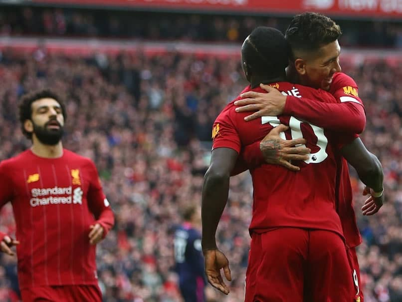 Liverpool Bounce Back, Arsenal Close Gap On Top Four In Premier League