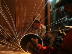 Factory Activity Growth Slows In February On Weak Demand: Survey