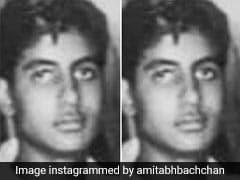 अमिताभ बच्चन को बूढ़ा होने पर आया गुस्सा, पुरानी Photo शेयर कर बोले- एक समय की बात है...