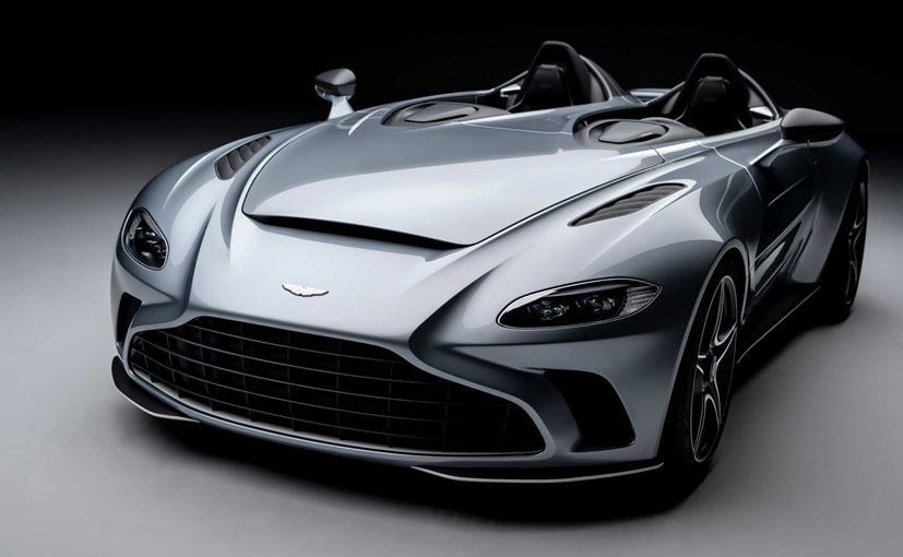 Aston Martin V12 Speedster Breaks Cover With A 700 bhp Engine