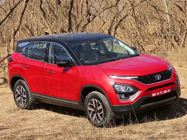 Video : 2020 Tata Harrier BS6 Review