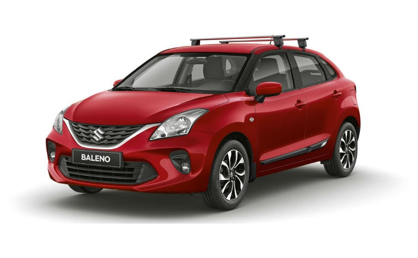 Made-In-India Suzuki Baleno Cross Launched In Colombia