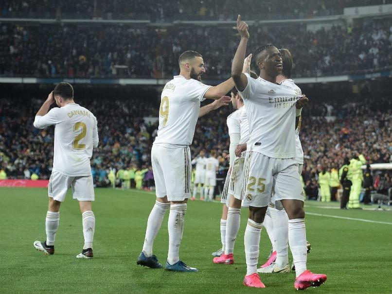 Real Madrid Defeat Barcelona In Clasico To Regain Top Spot In La Liga
