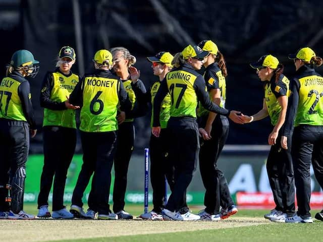 Womens T20 World Cup: Australia Beat New Zealand In Thriller To Reach Semis