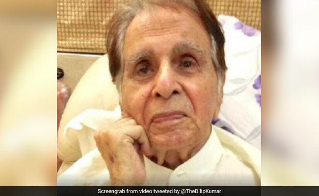 Dilip Kumar Reveals He's In Isolation As Precaution Against Coronavirus
