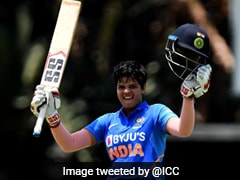 Watch: ICC Shares Video Of Shafalis Stunning Sixes During Womens T20 WC
