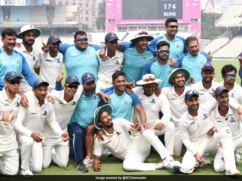 Ranji Trophy Final: Saurashtra Poised For Glory At Home, Face Bengal In Summit Clash