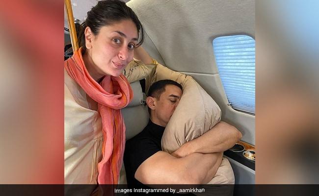 'Pillow Pe Mat Jaana': Aamir Khan's Reaction Is As LOL As Kareena Kapoor's Birthday Wish