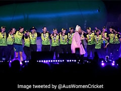 Watch: Australia Players Celebrate Womens T20 World Cup Win By Dancing On Stage With Katy Perry