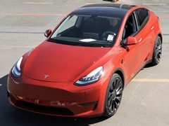 Tesla Rolls Out Its One Millionth Car