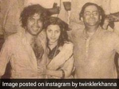 ट्विंकल खन्ना ने कपूर परिवार की पुरानी होली Photo की शेयर, यूं दिखे राजेश खन्ना और डिंपल कपाड़िया