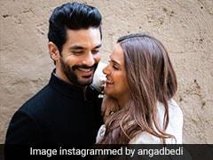नेहा धूपिया के पति अंगद बेदी ने शेयर की 5 गर्लफ्रेंड्स के साथ Photos, बोले- कर लो जो करना है...