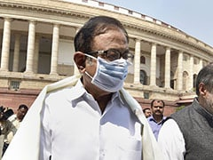 """Kashmir In Terrible Lockdown Within Lockdown"": P Chidambaram"