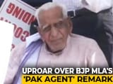 "Video : Huge Row In Karnataka After BJP Leader Calls Freedom Fighter ""Pak Agent"""
