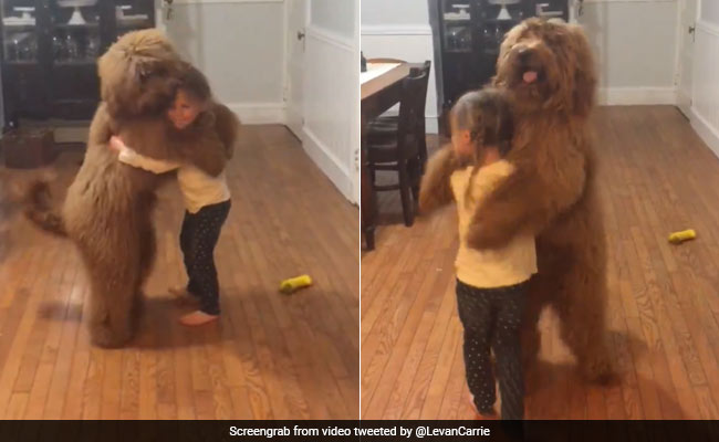 This Viral Video Of A Girl Dancing With Her Dog Will Make You Smile