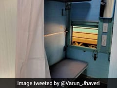 Indian Railways Prepared To Convert 20,000 Coaches Into COVID-19 Isolation Units