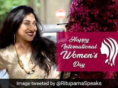 Woman Day 2020: নারীশক্তিকে কুর্নিশ ঋতুর, 'পণ্য নয় নারী' সোচ্চার সাংসদ মিমি