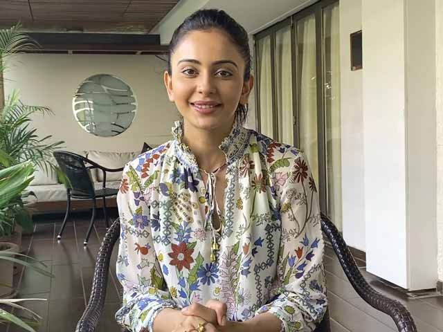 Everyone Should Take The Lockdown Seriously: Rakul Preet Singh