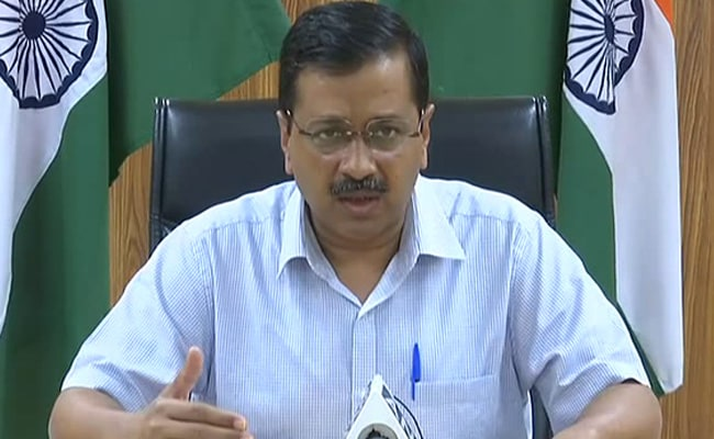 Arvind Kejriwal Says Ready With '5T Plan' To Counter COVID-19 In Delhi