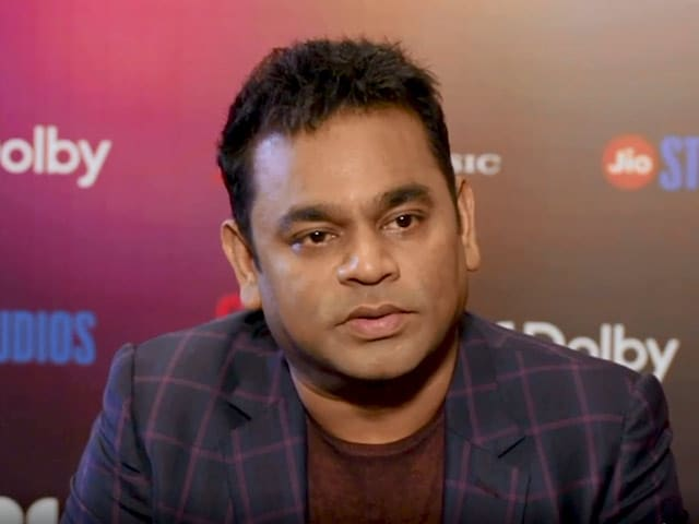 Video : How AR Rahman Makes Music And Why He Wants The New Mac Pro