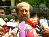 "Video : Disappointed About One Thing"": Rajinikanth After Meeting Outfit Members"