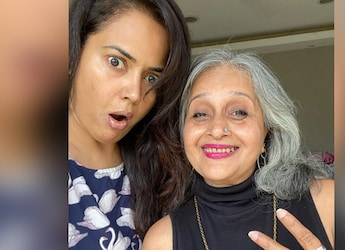 Sameera Reddy And Mom-In-Law Have The Most Fun While Cooking On International Chef's Day