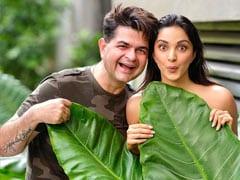 Trending: BTS Pic From Kiara Advani's Leaf Shot For Dabboo Ratnani's Calendar