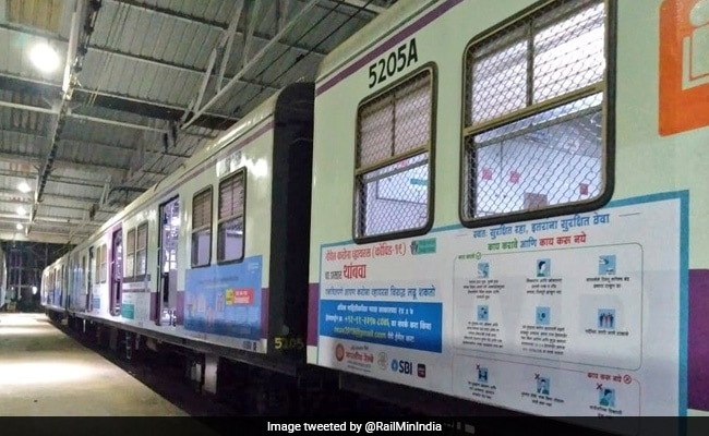 Railways To Provide Coaches With 800 Beds For Covid Treatment In Delhi: Ministry