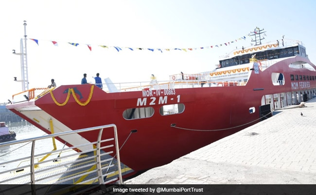 'RoPax' Ferry Services To Reduce Mumbai-Alibaug Travel Time To 45 Minutes