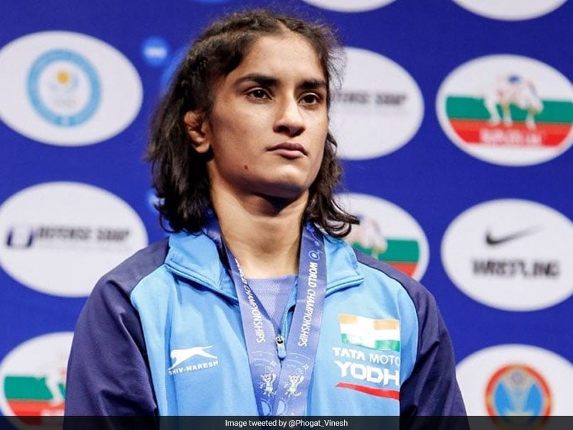 """Vinesh Phogat Says """"Worst Fear Has Come True"""" After Tokyo Olympics Postponement"""
