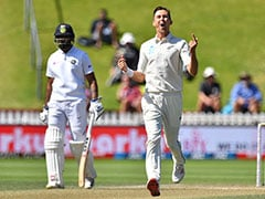 NZ vs IND, 2nd Test Day 2: Trent Boult Claims Three As New Zealand Push India On Back Foot