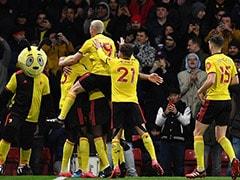Watford End Liverpool's Unbeaten Run In Premier League