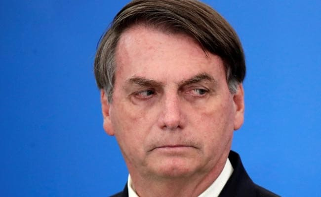 'Sorry, Some Will Die': Brazil President On Coronavirus Death Count