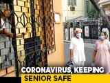 Video : Grounded With Little Help, How Seniors Are Coping With Coronavirus Crisis