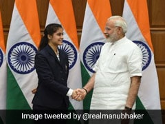 Coronavirus: Shooter Manu Bhaker Donates Rs 1 Lakh To Relief Fund