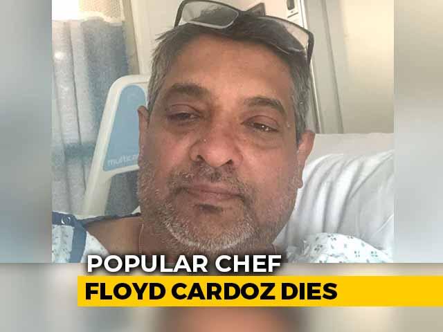 Video : Indian-Origin Chef Floyd Cardoz Dies In US After Testing Coronavirus+