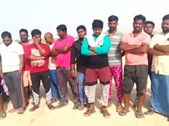 Stranded On Boats In Virus-Hit Iran, Tamil Nadu Fishermen Appeal For Help